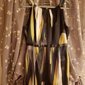 Tahari Print Dress size 14
